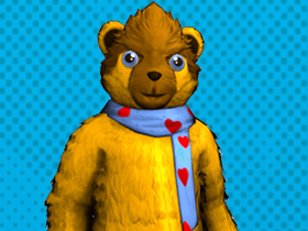 Champions Online: Teddy Bear Costume
