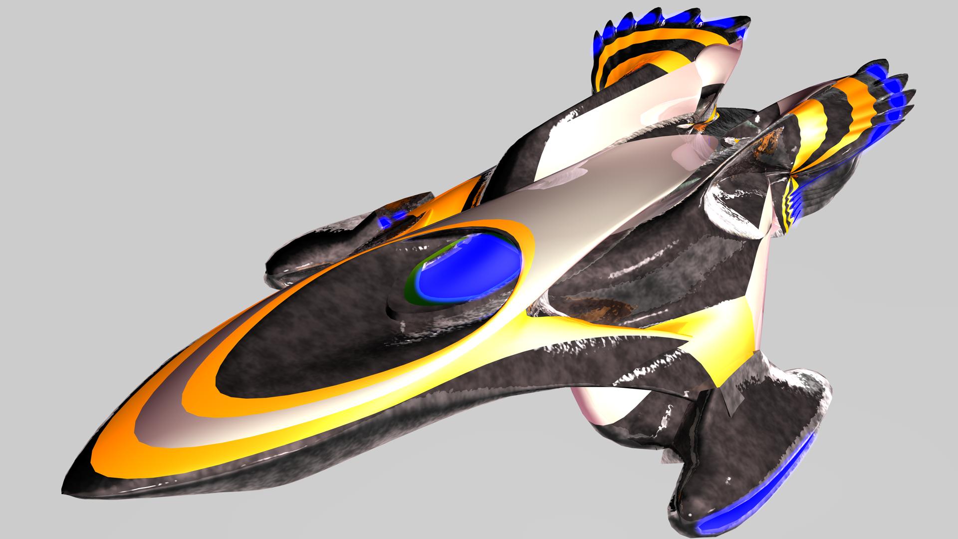 Racer Shuttle