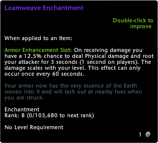 Loamweave Tooltip