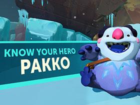 Know Your Hero - Pakko