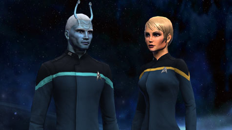 Starfleet Academy Uniform 104