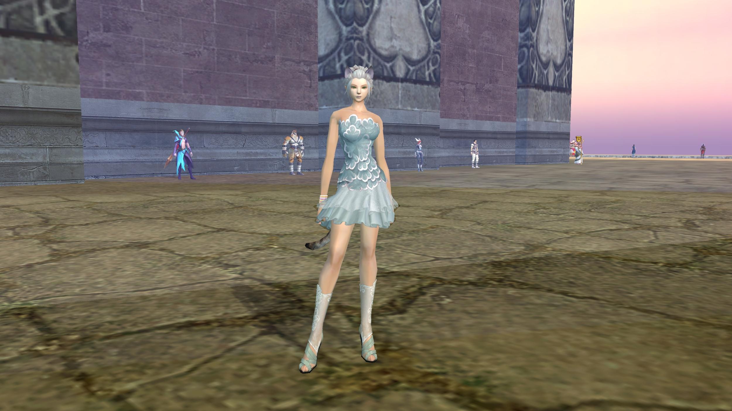 Fashion: Female - ecatomb - Epic Perfect World 23