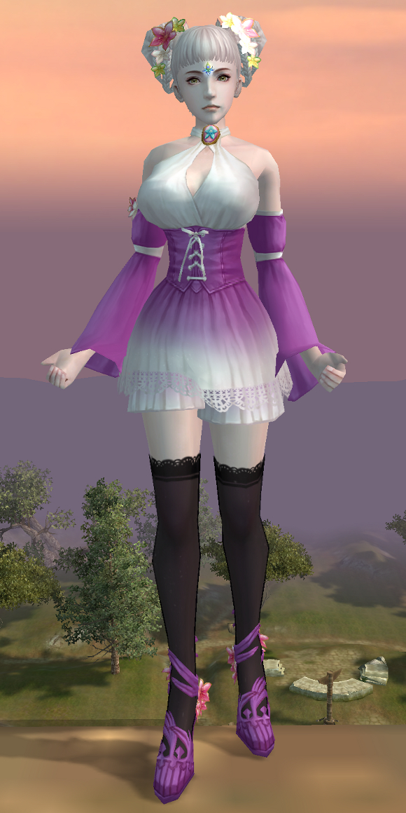 PWI, free MMORPG, PWI fashion, MMORPG fashion