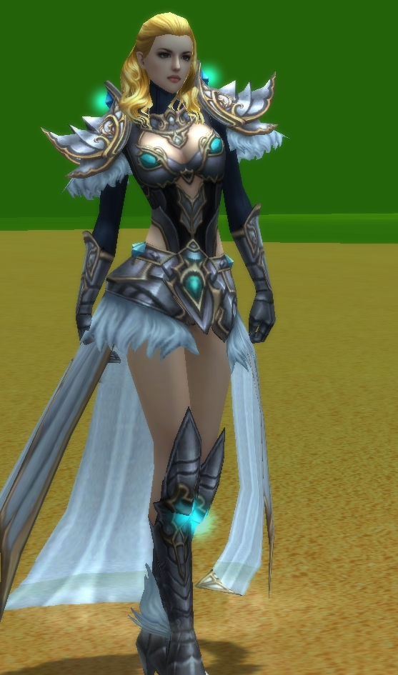 Orpheus Fashion Female, Character Outfit