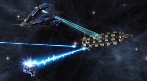 Star Trek Online F2P Sci-fi MMO