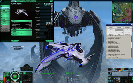 Star Trek Online Season 8 STO MMORPG F2P Sci-Fi MMO Game Legacy of Romulus Season 8