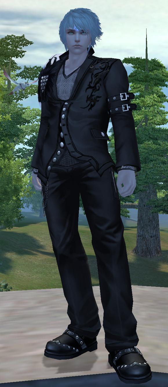 PWI fashion, free MMORPG, MMORPG fashion, Veteran's fashion set