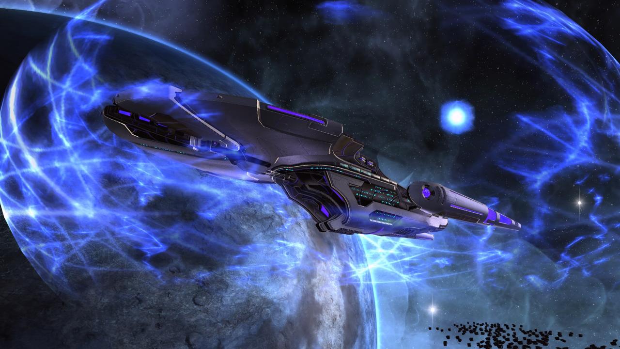 Dyson Ship
