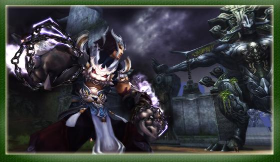 Forta, Jade Dynasty, MMORPG, Pose, Martial Arts