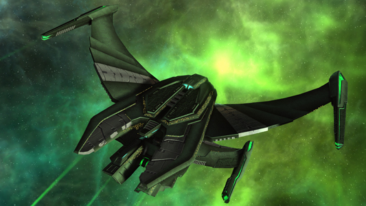 Star Trek Online STO MMORPG F2P Sc-Fi MMO game Legacy of Romulus