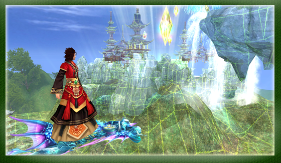 Jade Dynasty, Free to Play, Epic PvP, Free MMORPG, Summer Update, Arden, Harmony Scroll