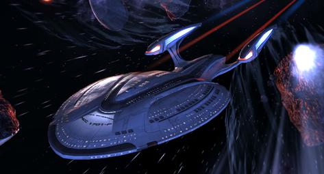 Star Trek Online F2P MMO