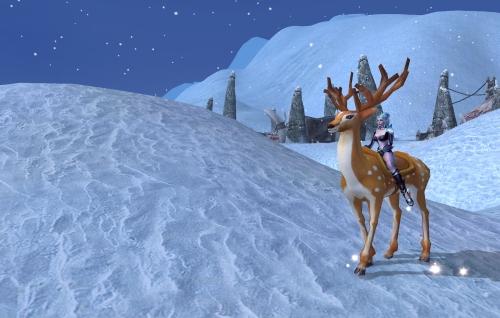 PWI Reindeer