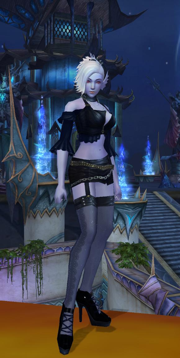 PWI fashion, Survivor's fashion, PWI free game, free MMORPG, MMORPG fashion