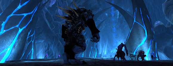 Neverwinter, Dungeons and Dragons, Dungeons & Dragons, D&D, DnD, Chasm, MMORPG, action combat