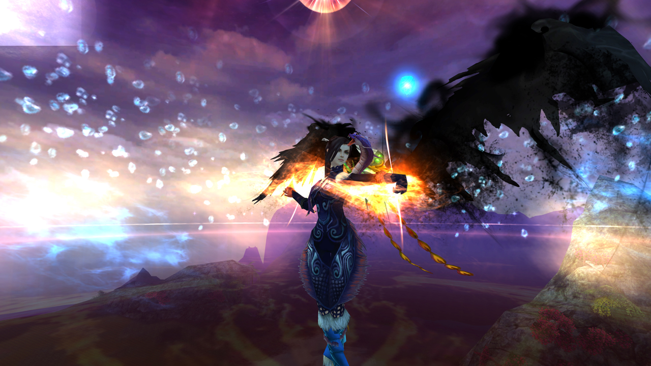 Jade Dynasty, Free to Play, Epic PvP, Free MMORPG, Incense Mage, Wings, Rorschach Mirage