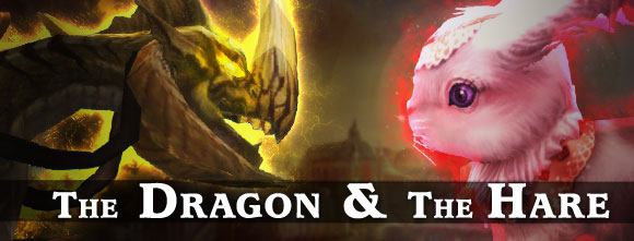 War of the Immortals The Dragon and the Hare