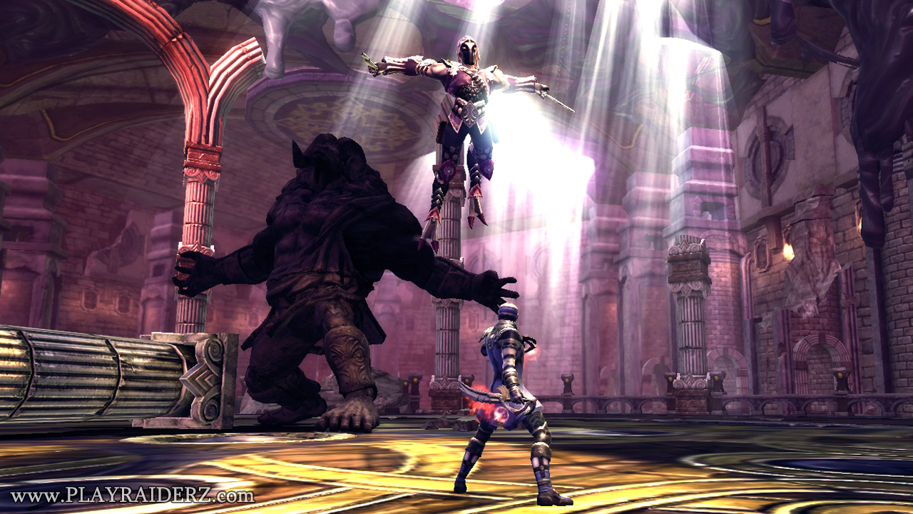 raiderz,mmo,mmorpg,action,games,gaming,game,monster hunting,monster rpg,rendel,assassin,epic renas,content update