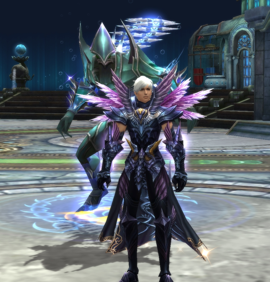 Hades Fashion Male, Scorpio, Combat Pet, Character Outfit
