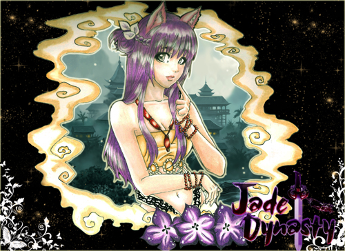 Arden, Jade Dynasty, Wallpaper, Fan Content, MMORPG
