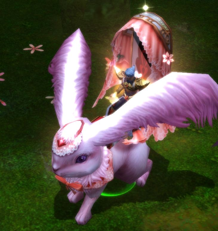 War of the Immortals Royal Rabbit Mount