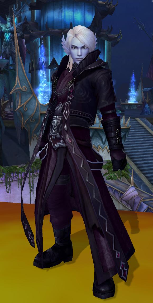 PWI fashion, End of an Era fashion, PWI free game, free MMORPG, MMORPG fashion