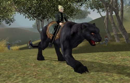 PWI Windsprint Panther