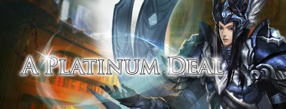 War of the Immortals A Platinum Deal Sale