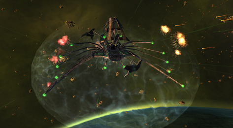 Star Trek Online F2P Sci-Fi MMO game