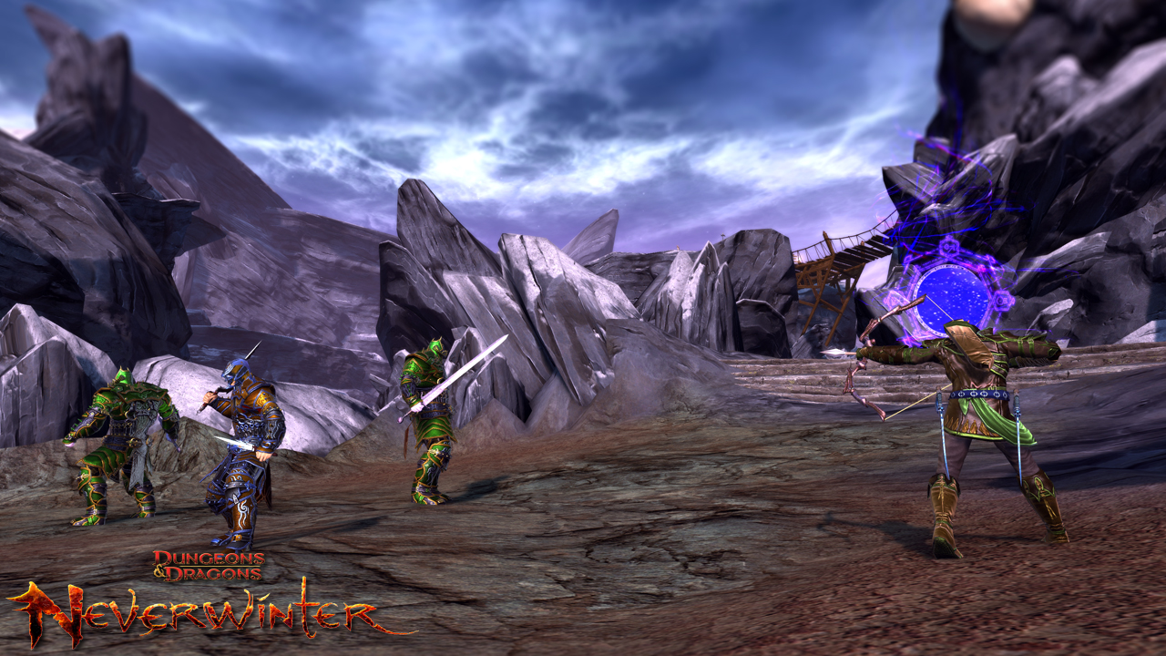 neverwinter,mmo,mmorpg,action,games,gaming,game,forgotten realms,d&d,dnd,dungeons,dragons,dungeons & dragons,dev blog,hunter ranger,module 2,shadowmantle