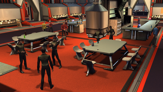 Star Trek Online STO MMORPG F2P Sc-Fi MMO game