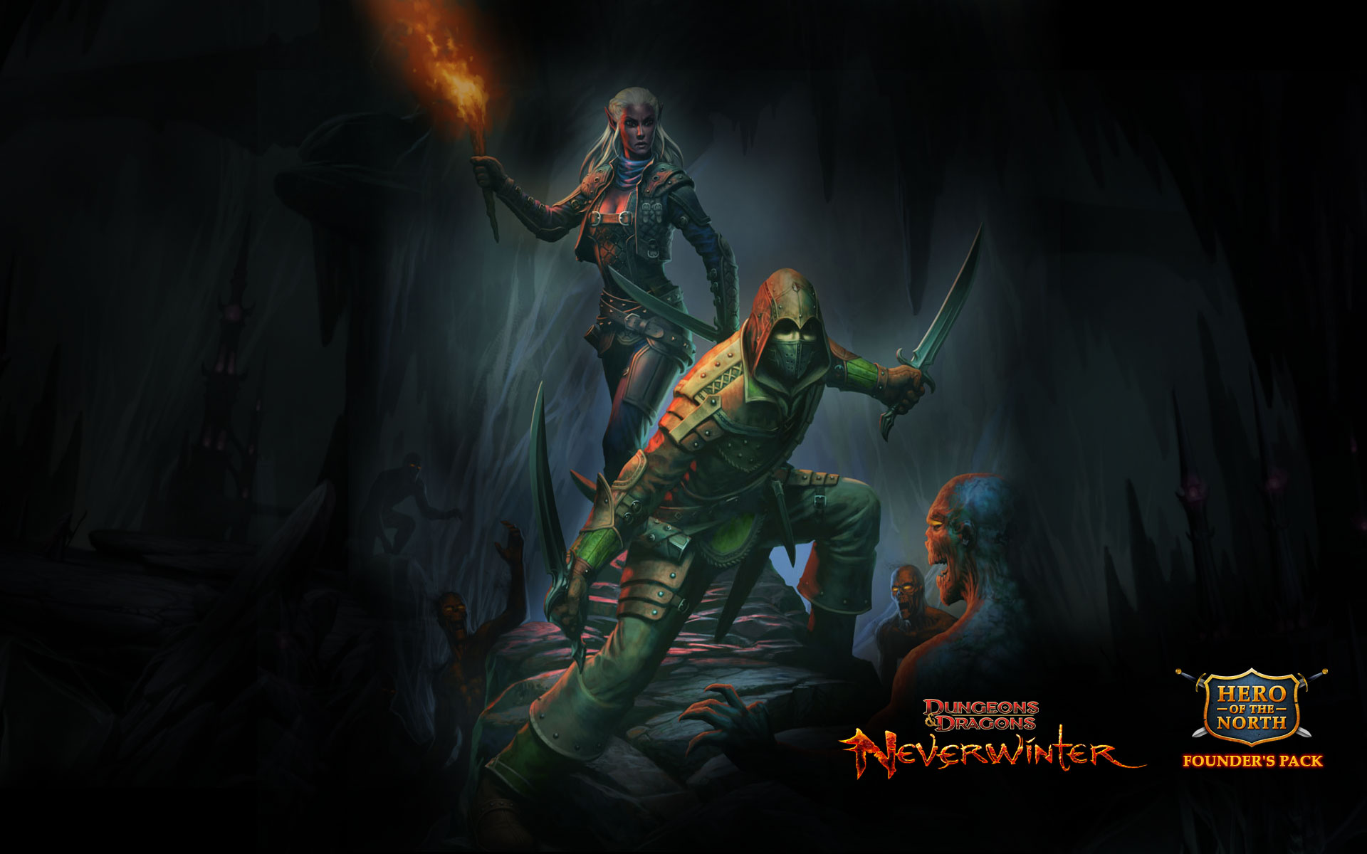 Dungeons & Dragons Neverwinter Free-to-Play MMO. Sign Up